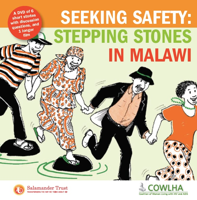 Seeking Safety – Stepping Stones with COWLHA in Malawi