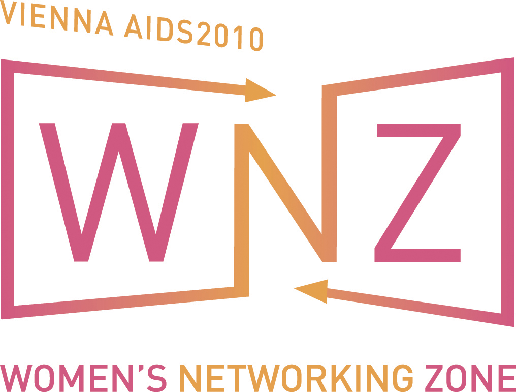 The Women's Networking Zone (WNZ) at the International AIDS Conference in Vienna, July 2010