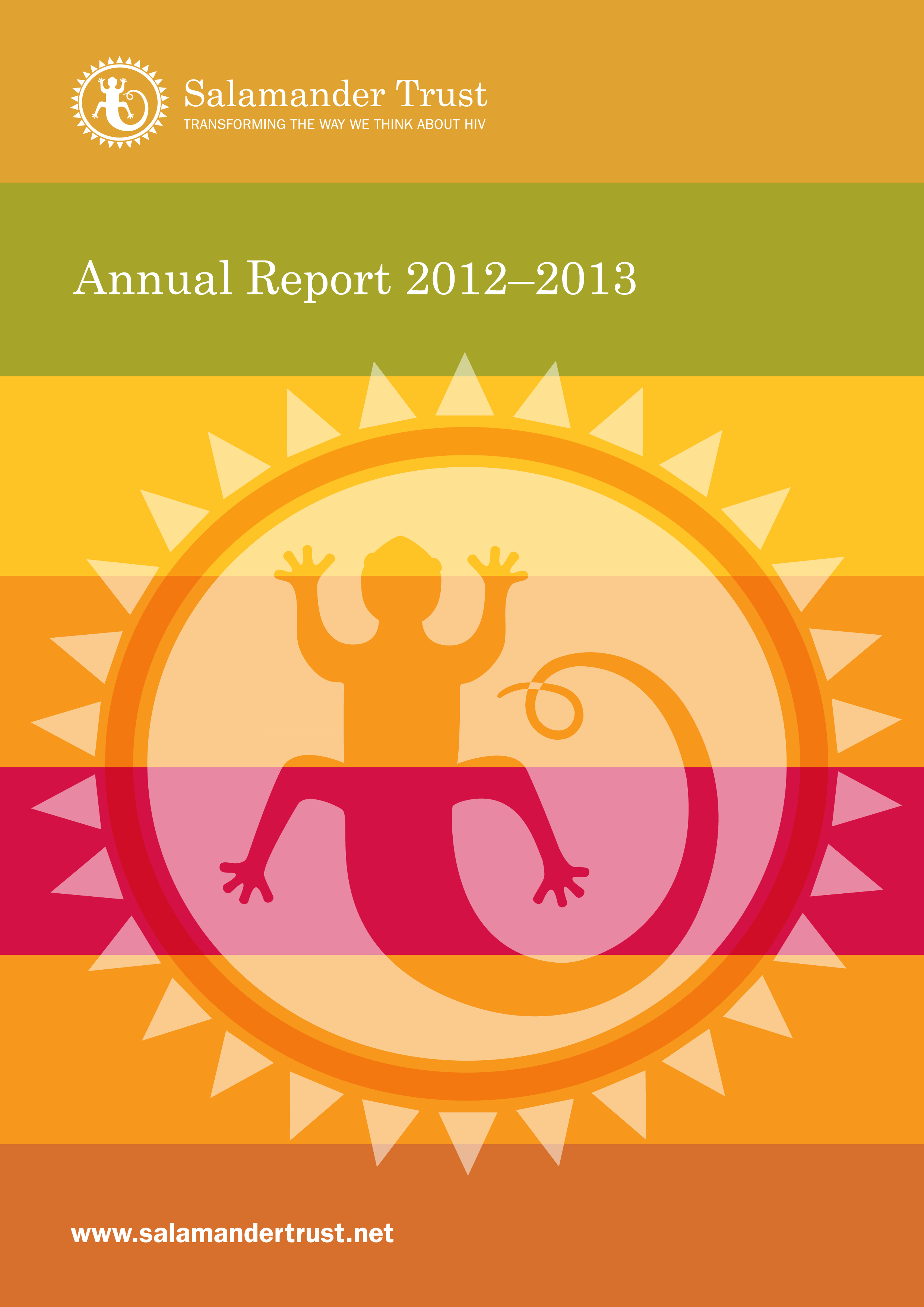 Salamander Trust Fourth Annual Report to 31 March 2013