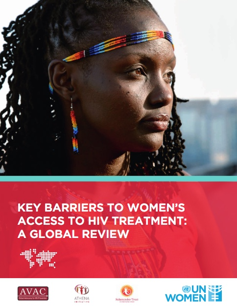 Global Treatment Access Review of Women living with HIV
