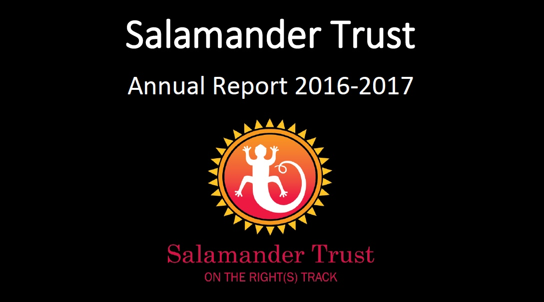Salamander Trust Eighth Annual Report to 31 March 2017