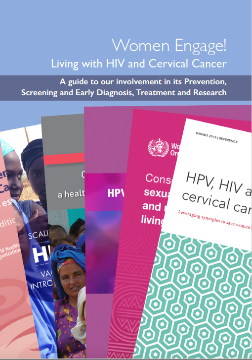 International Women's Day 2019: new advocacy booklet on cervical cancer