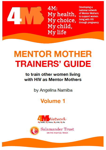 Launch of new 4M Peer Mentor Mothers Training Manual